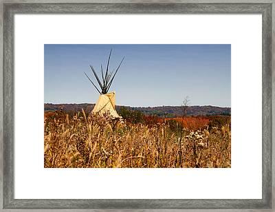 Shaw Nature Reserve Framed Print