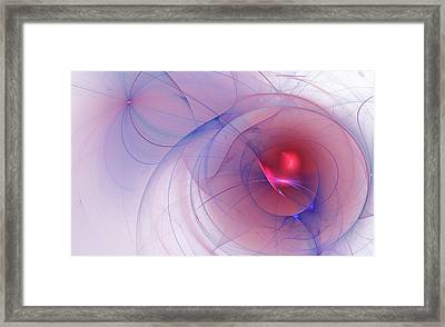 She-bop Framed Print