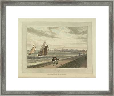 Sheerness Framed Print by British Library