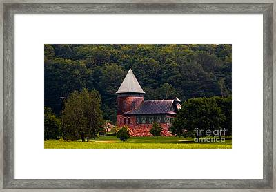 Shelburne Farms. Framed Print