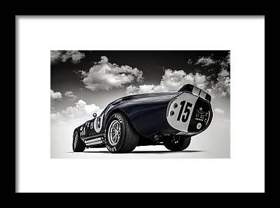 Racing Car Framed Prints