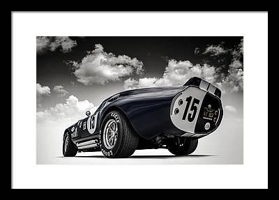 Automotive Framed Prints