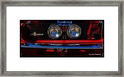 Shelby Gt 500 Mustang 2 Framed Print