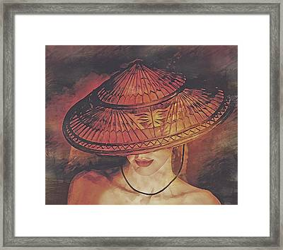 Shelter Framed Print