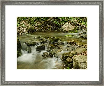 Shenadoah Stream Framed Print