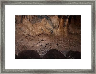 Shenandoah Caverns - 121242 Framed Print