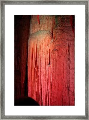 Shenandoah Caverns - 121251 Framed Print by DC Photographer
