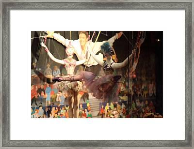 Shenandoah Caverns - 121286 Framed Print by DC Photographer