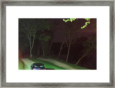Shenandoah Valley - 011324 Framed Print by DC Photographer