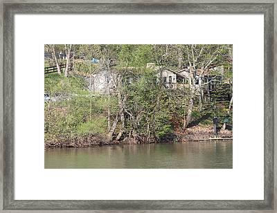 Shenandoah Valley - 011333 Framed Print by DC Photographer