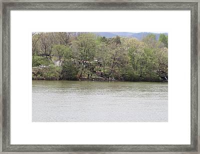 Shenandoah Valley - 011341 Framed Print by DC Photographer