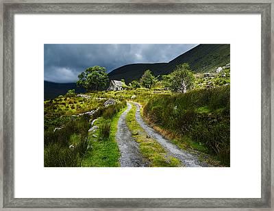 Shepherd's Delight Framed Print