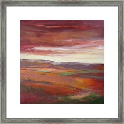 Shepherds Delight Ll Framed Print