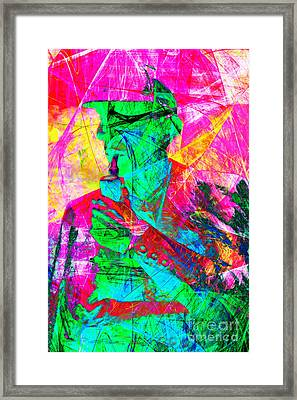 Sherlock Holmes 20140128p128 Framed Print by Wingsdomain Art and Photography