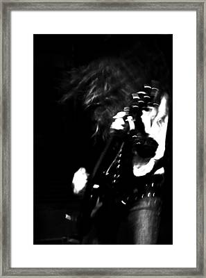 She's A Beauty Framed Print by KBPic