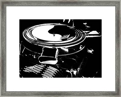 She's Real Fine My 409 Framed Print by Larry Helms