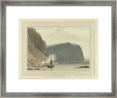 Shiant Isles Framed Print