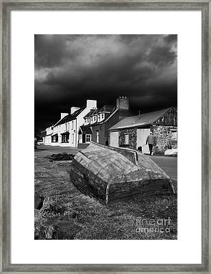 Shieldaig Scotland Framed Print