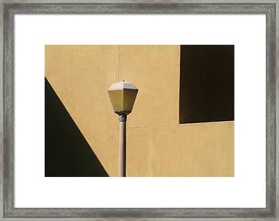 Shine A Light  Framed Print