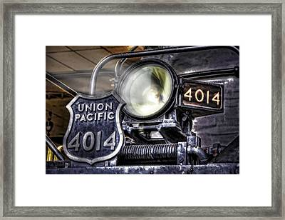Framed Print featuring the photograph Shine Bright by Ken Smith