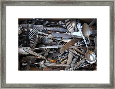 Framed Print featuring the photograph Shine Potential by Michele Kaiser