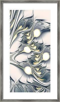Shining Framed Print by Anastasiya Malakhova