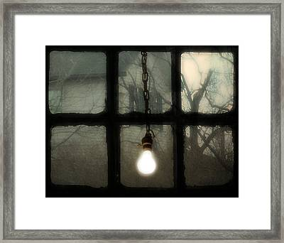 Shinning Framed Print by Gothicrow Images