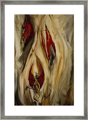 Inhabitants #3 Framed Print
