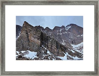Ships Prow Framed Print by Adam Paashaus