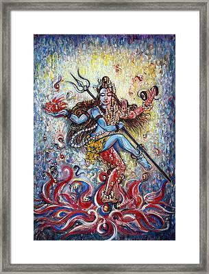 Shiv Shakti Framed Print