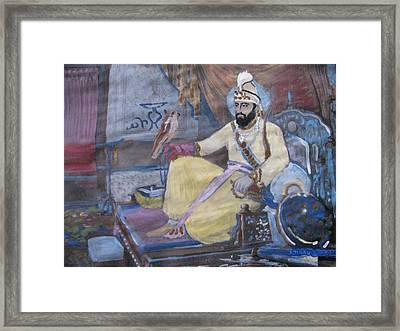Guru Gobind Singh Framed Print