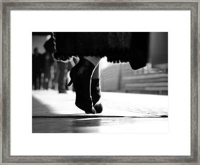 Shoes Framed Print