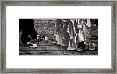 Shoes Framed Print