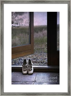 Shoes Framed Print by Svetlana Sewell