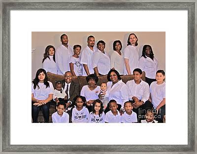 Sholden - No.4866 Framed Print