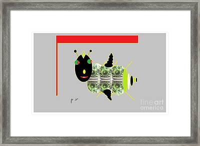 Shoofly Framed Print