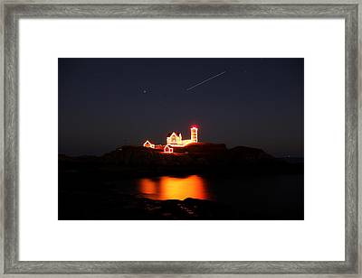 Shooter Framed Print by Andrea Galiffi