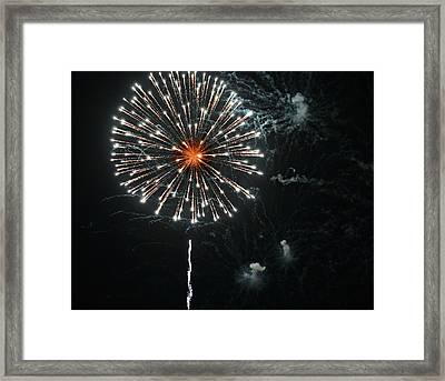 Shooting At Stars Framed Print
