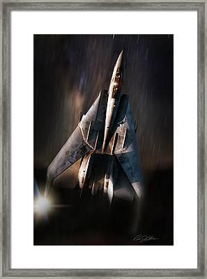 Shooting Star Framed Print