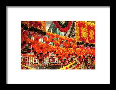 Diwali Framed Prints