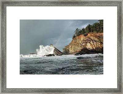 Shore Acres 10 Framed Print