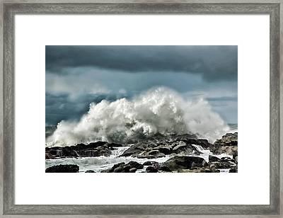 Shore Acres 11 Framed Print