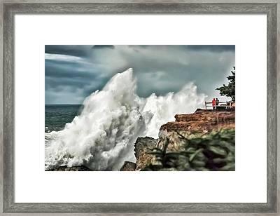 Shore Acres 14 Framed Print