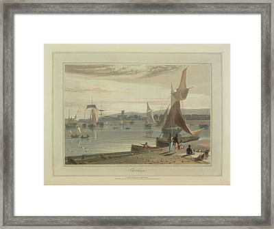 Shoreham Framed Print by British Library
