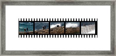 Should Have Stayed In Bed Framed Print by Terri Waters