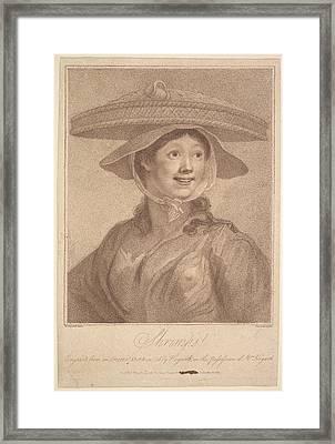 Shrimps Framed Print by after William Hogarth