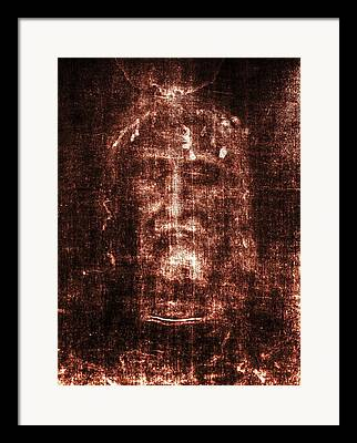 Christian Art Framed Prints