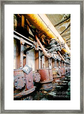 Shutdown Old Coking Plant Framed Print by Stephan Pietzko