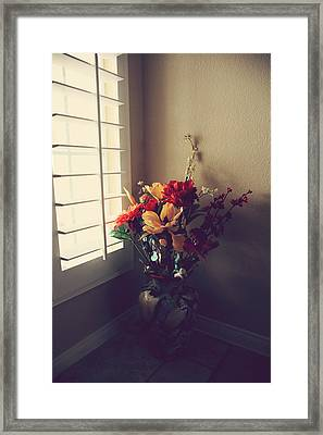 Shutters Framed Print by Laurie Search