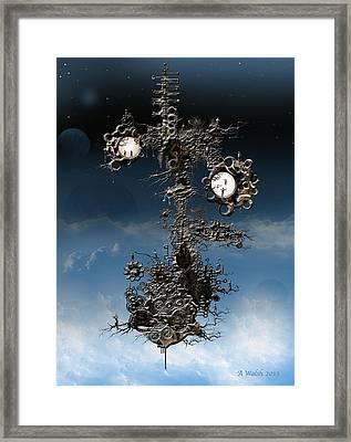 Shuttle 1 Framed Print